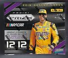 2018 Panini Prizm Racing Sealed Hobby Box LOADED 4 Autographs Per Box