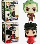 BEETLEJUICE and LYDIA Wedding SET of 2 Funko Pop! Hot Topic EXCLUSIVE IN HAND