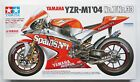 TAMIYA 1/12 Yamaha YZR-M1 '04 No.7 / No.33 Spain's No.1 #14100 scale model kit