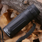 8 x 21 Adjustable Focus Monocular Telescopes Red Film Fixed Times Micro type