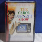 CAROL BURNETT THE LOST EPISODES COLLECTORS EDITION NEW SEALED 16 EPISODES