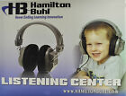 Hamilton Buhl Learning Center With 8 Headpnones and JackBox - Never used