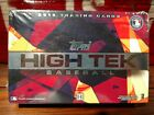2014 Topps High Tek Baseball Factory Sealed Hobby Box