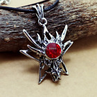 Fashion Personality Stainless Steel Silver Dragon Head pendants necklacee DZ123