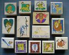 DISNEY THE LION KING RUBBER STAMPS by RUBBER STAMPEDE YOUR CHOICE EUC