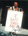 BRUCE WILLIS SIGNED 11X14 PHOTO DIE HARD BECKETT BAS AUTOGRAPH AUTO COA E