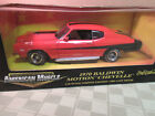1970 Baldwin Motion Chevelle American Muscle 1 18 Scale Diecast Orange Chevrolet