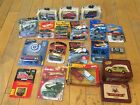 Large lot of NEW 18 Hot wheels and Die Cast Car Sets