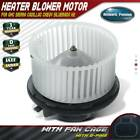 A C Blower Motor w Wheel for GMC Cadillac 2003 2009 Chevy Hummer Yukon 700191