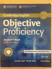 Cambride English - Objektive Proficiency; Student's Book with answers