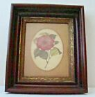 Antique Victorian Mahogany Shadowbox Picture Frame * Gilt * 14