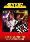 ALCATRAZZ Live in Japan 1984 Complete Edition Blu-ray + 2 CD Free Shipping