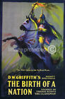 174735 DW Griffiths The Birth of a Nation Movie Decor WALL PRINT POSTER CA