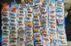 Huge Lot 100 Hot Wheels 164 Scale MOC LOT 4 MUSCLE CARS AND MORE NICE MIX
