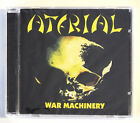Aterial – War Machinery ULTRA RARE GERMAN HEAVY, Private release