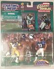 Starting Lineup Marshall Faulk Eddie George Classic Doubles 2000*