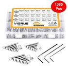 Socket Head Cap Screws Assortment Set Kit Bolts Nuts And Washer Hex wrench set