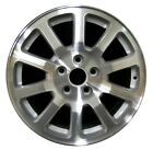 17 Buick Rendezvous 2005 2006 2007 Factory OEM Rim Wheel 4063 Silver Machined