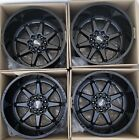 20 Wheels Rims for Ford F250 F350 Excursion 8x170 Gunmetal Black 8lug New Set