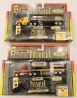 1996 Matchbox Premiere Collection Rigs 1 Shell Oil  Matchbox Container Ltd Ed