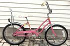 Vintage Schwinn Stingray Fair Lady Muscle Bike Girls 20