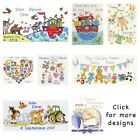 Bothy Threads Counted Cross Stitch Kits Birth Record Many Designs