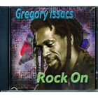 Gregory Isaacs Rock On Smooth CD Reggae Music X-Plicit Records Sealed Album