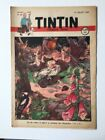JOURNAL TINTIN 29 Belge 1947 2me Anne Couverture LAUDY BD RARE TBE