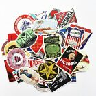 Luggage Suitcase Hotel Travel Stickers Pack Lot Traveler Vtg Old Look Style