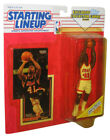 NBA Basketball Starting Lineup Glen Rice Miami Heat Figure (1993) w/ Cards