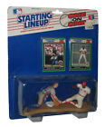MLB Baseball Gary Carter & Eric Davis One On One Starting Lineup Figure Set