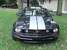 2007 Ford Mustang 2007 Ford Mustang V 6