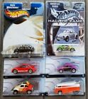 Hot Wheels Volskwagen VW Bug Lot of 6 100 Preferred Hall of Fame Auto Milestone