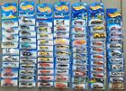 Hot Wheels 1996 2003 Huge Lot of 73 Cars w First Editions Variations Series +