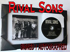 RIVAL SONS BAND SIGNED AUTOGRAPH Great Western Valkyrie ROCK MUSIC CD BRAND NEW