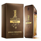 1 One Million Prive by Paco Rabanne * Cologne for Men * 3.4 oz EDP Spray * New *