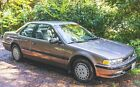 1990 Honda Accord black 1990 below $1000 dollars