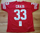 Roger Craig Cards, Rookie Card and Autographed Memorabilia Guide 40