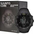Suunto Core Outdoor Sports All Black Watch with Altimeter, Barometer
