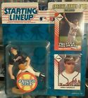 1993 Greg Maddux Starting Lineup Figure Extended Braves MOC RARE HOT MAD DOG