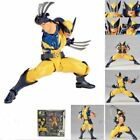 Hot Amazing X Men Wolverine Revoltech Series No005 PVC Action Figure Toy Gift
