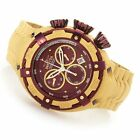 New Mens Invicta 26667 Thunderbolt Chronograph Sandblasted Bracelet Watch