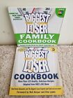 Lot of 2 The Biggest Loser Cookbooks More Than 125 Healthy Recipes