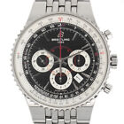 Free Shipping Pre-owned BREITLING MONTBRILLANT A23351 World Limited 2000