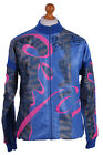 Retro Cycling Cycle Vintage Sport Race Jersey Shirt Multi Chest Size 46 CW0129