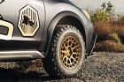 15 Black Rhino Boxer Gold Wheels Subaru Impreza Outback Crosstrek 5x100 Lifted