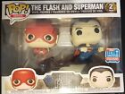 Funko Pop NYCC 2018 Fall Convention Exclusive 2 Pack The Flash and Superman