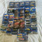 VTG Hot Wheels Mixed Lot 37 w 2 Gift Pack 1990s Cars Collector Hummer Mercedes