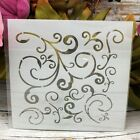 Flower A6 DIY Craft Layering Stencil Painting Scrapbooking Stamp Emboss Template