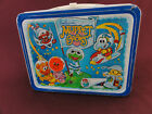 Vintage Muppet Babies Metal Lunch Box 1985